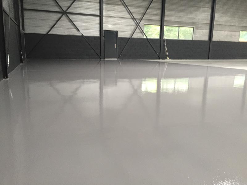 Epoxy coating beton eporol 1 romar voss floor systems